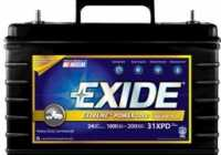 Аккумулятор Exide Extreme Power 100A/h (1000A) 31xpd
